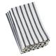 Saro Lifestyle Cotton Napkin with Cheerful Striped Design (Set of 4)