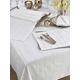 Saro Lifestyle Cotton Napkin with Embroidered Design (Set of 4)