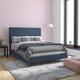 Jazmine  Upholstered Queen Bed