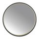 Creative Co-Op Round Metal Wall Mirror