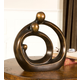 Uttermost Family Circles Bronze Figurine