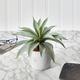 "9"" Aloe Succulent Artificial Plant"
