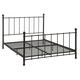 Brickmill Metal Full Bed