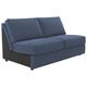 Ashlor Nuvella® Armless Sofa Sleeper