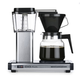 Technivorm Moccamaster Coffee Brewer H741 - Matte Silver - Open Box