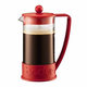 Bodum Brazil French Press - 3 or 8 Cup