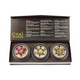 Chai Diaries Combination Box Blooming Tea Set - Guava, Lychee, Peach