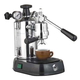La Pavoni Professional Manual Espresso Machine - Black Base - PBB-16