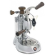 La Pavoni Stradivari Manual Espresso Machine - Wood & Chrome - ESW-8 - Open Box