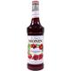 Pomegranate - Monin Premium Gourmet Syrup - 1 liter