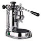 La Pavoni Professional Manual Espresso Machine - Chrome Base - PC-16