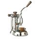 La Pavoni Stradivari Manual Espresso Machine - Wood & Chrome - PSW-16