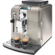 Saeco Syntia Stainless Steel Compact Espresso Machine - Certified Refurbished