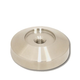 Reg Barber Stainless Steel Tamper Base