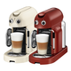 Nespresso Maestria Capsule Brewer with Steam Wand