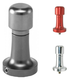 JoeFrex Technic Tamper Handle with Stainless Steel Base