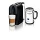 Nespresso U Espresso Machine and Aeroccino Bundle