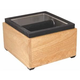 Rattleware Maple Hardwood Knockbox with Square Bumper
