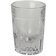 Heavy Shot Glass with Line 1.5 oz - Set of 2
