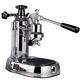 La Pavoni Europiccola Manual Espresso Machine - Chrome - EPC-8
