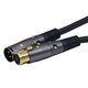Monoprice 150ft Premier Series XLR Male to XLR Female 16AWG Cable (Gold Plated)