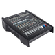 Monoprice 1000-watt, 12-channel Powered Audio Mixer with DSP
