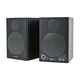 3-inch Powered Portable Monitor Speakers with Protective Grill (pair)