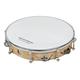 10-inch Tunable Maple Tambourine