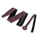 Guitar Strap - Synthetic Red Snakeskin