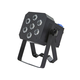 Stage Right by Monoprice Super-Bright Hex 7 x12W LED PAR Light RGBAW+UV