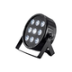 Stage Right by Monoprice 9x10W Quad LED Flat PAR RGBW Stage Light
