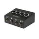 4-channel Headphone Amplifier