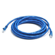 Cat5e 24AWG UTP Ethernet Network Patch Cable, 14ft Blue