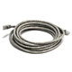 Cat5e 24AWG UTP Ethernet Network Patch Cable, 14ft Gray