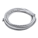 Cat5e 24AWG UTP Ethernet Network Patch Cable, 14ft White