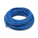 Cat5e 24AWG UTP Ethernet Network Patch Cable, 50ft Blue