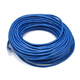 Cat5e 24AWG UTP Ethernet Network Patch Cable, 100ft Blue