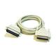 Monoprice IEEE 1284 , DB25M/CN36M , 18PR. - 25ft