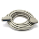Monoprice 25FT DB-25(IEEE-1284) Male to Mini/Micro Centronic 36(HPCN36) Male Cable [IE]