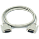 6ft DB15 M/M 1:1 Molded Cable - Beige