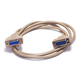 Monoprice 10ft DB15 M/F 1:1 Molded Cable - Beige