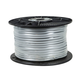 Monoprice 6 Conductor Modular Bulk Cable, 28AWG, Stranded, Flat, Sliver, 1000ft