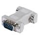 DB9M/HDD15F, VGA Adapter, Mold