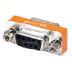 DB9, M/F, Null Modem Mini Type