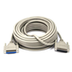 50ft DB25 M/F Molded Cable