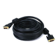 25ft 24AWG CL2 Dual Link DVI-D Cable - Black
