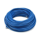 Cat6 24AWG UTP Ethernet Network Patch Cable, 50ft Blue