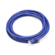 Cat5e 24AWG UTP Ethernet Network Patch Cable, 14ft Purple