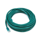 Cat5e 24AWG UTP Ethernet Network Patch Cable, 25ft Green