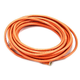 Cat5e 24AWG UTP Ethernet Network Patch Cable, 25ft Orange
